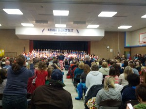 Christmas Program at school!