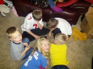 cousin games