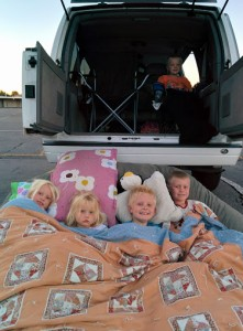 How to Train Your Dragon 2 at the drive in!