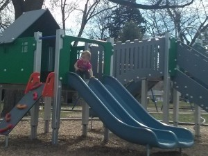 A trip to the park in Lehi