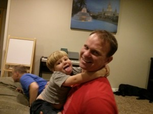 Ray loves uncle Ryan.